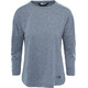 The North Face Inlux 3/4 Sleeve Top Women Vanadis Grey Heather